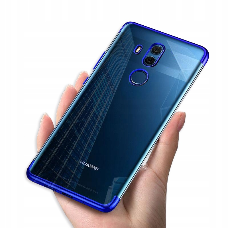 Etui Hybrid Gumowe Case do Huawei Mate 20 lite