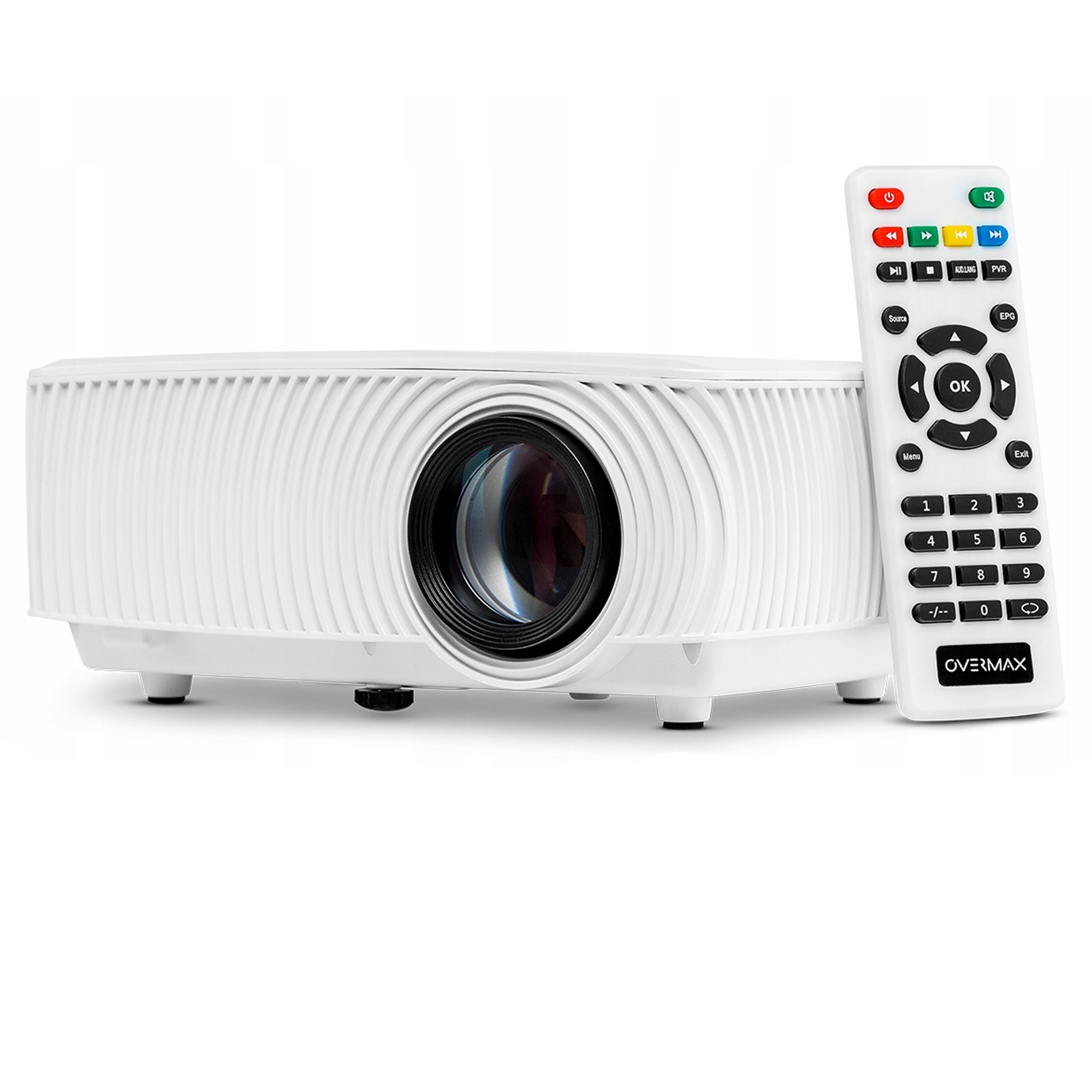 PROJECTOR OVERMAX MULTIPIC 2.3 LED HD WIFI ПРОЕКТОР