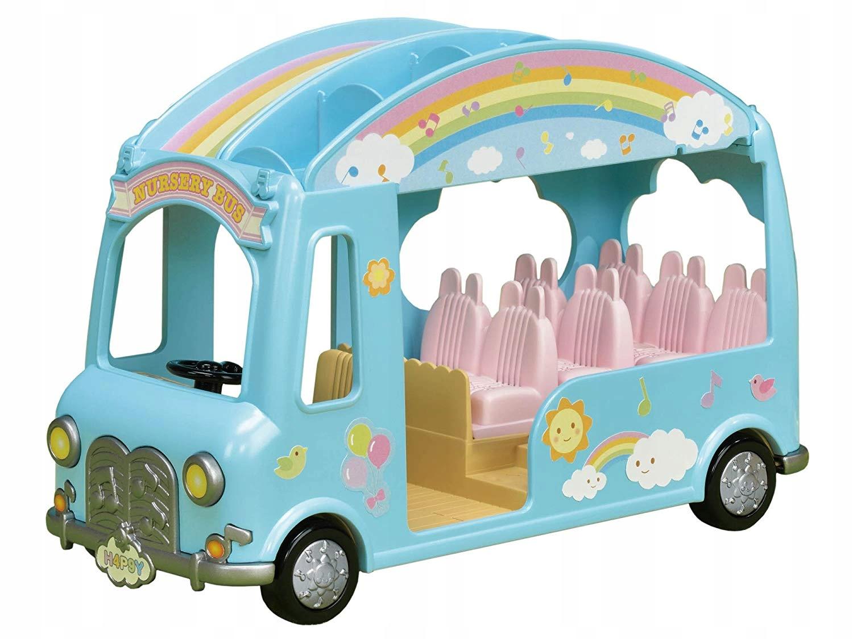 Sylvanian Families - nový Detský autobus