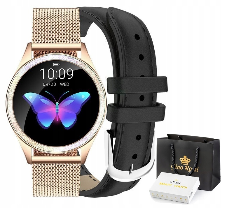 Item SMARTWATCH GINO ROSSI STEPS, PULSE, SLEEP SMS