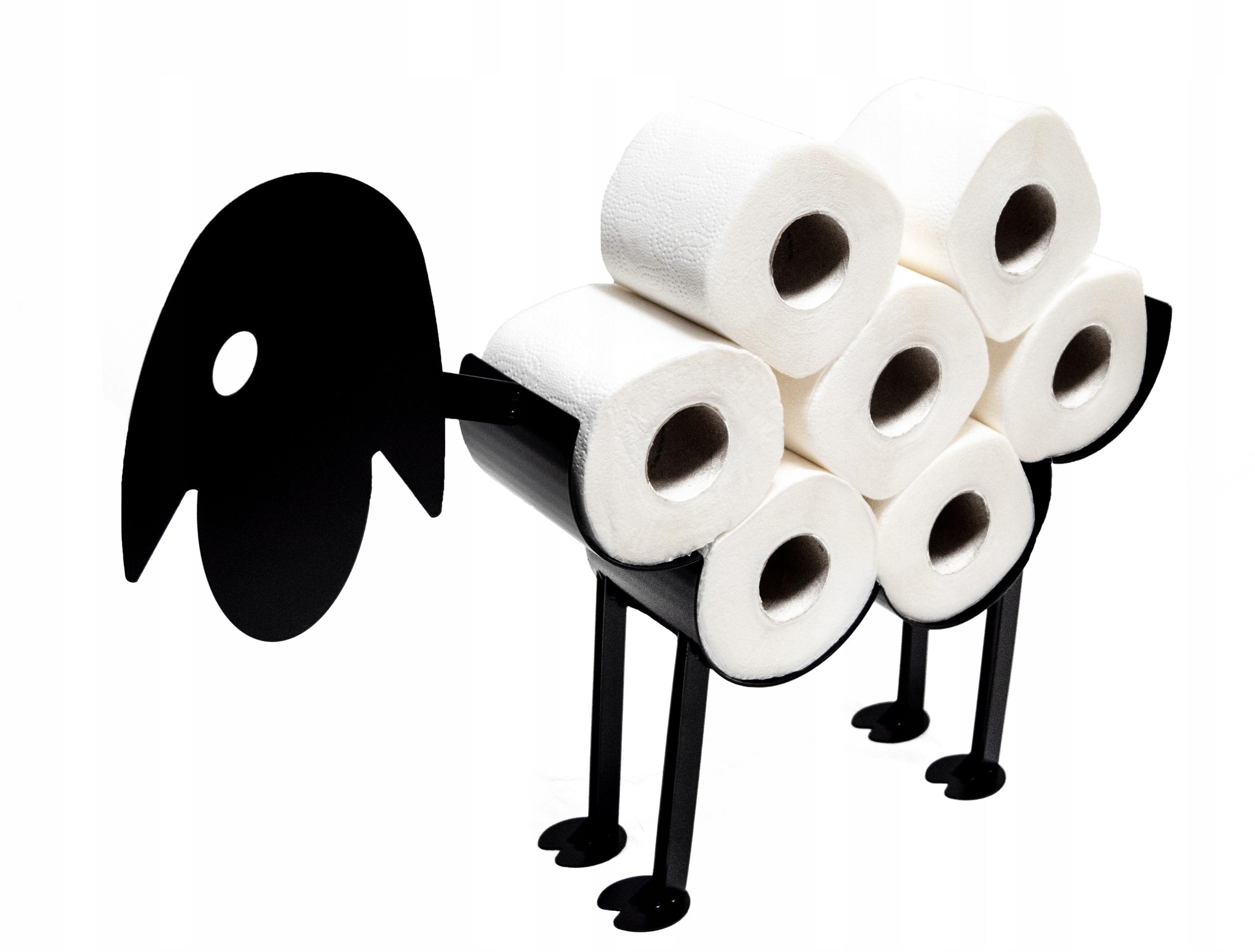 Овца Подставка для туалетной бумаги KambergArt