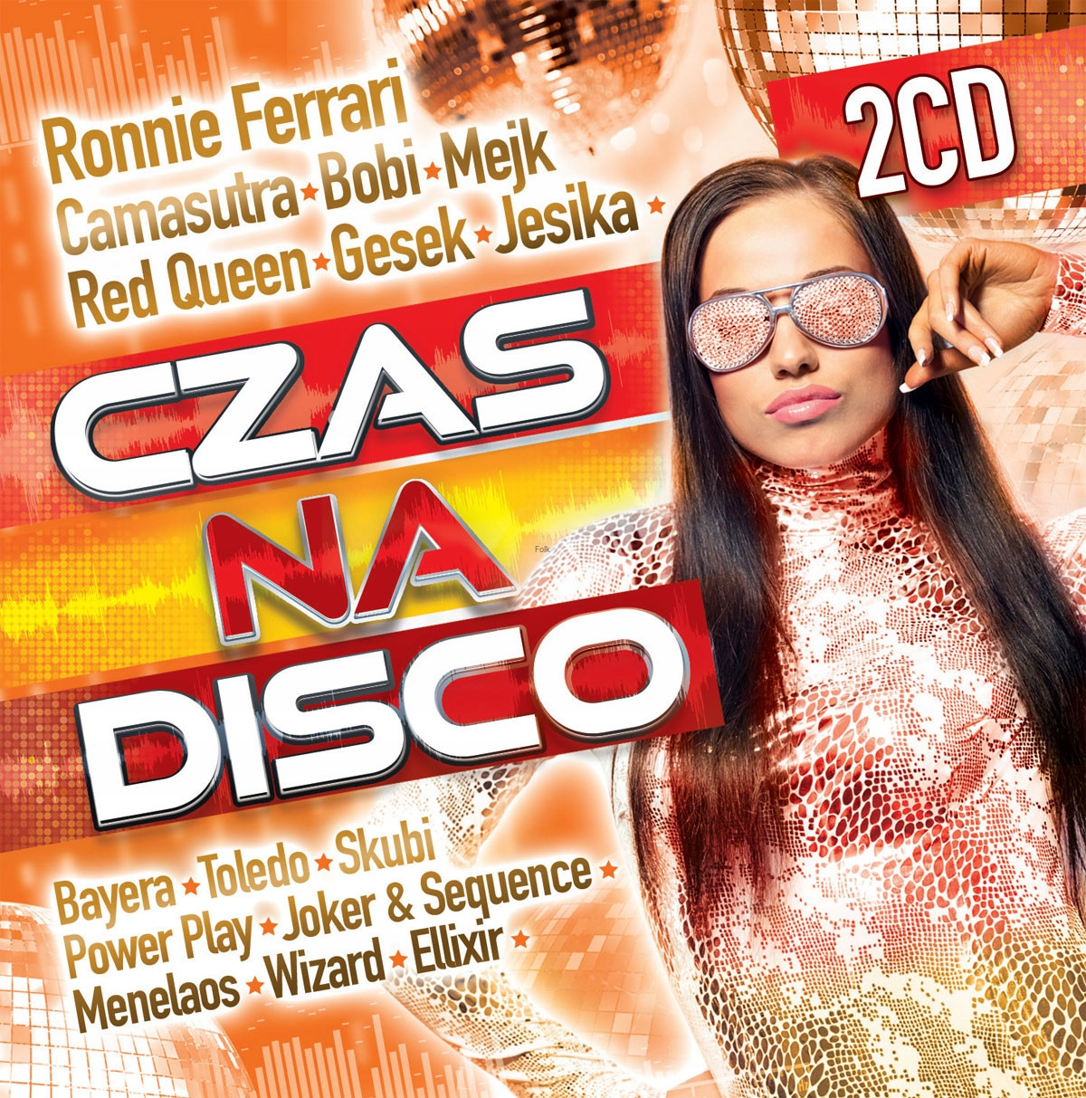 Item The time to Disco 2CD 2019 NEW SHE WOULD love