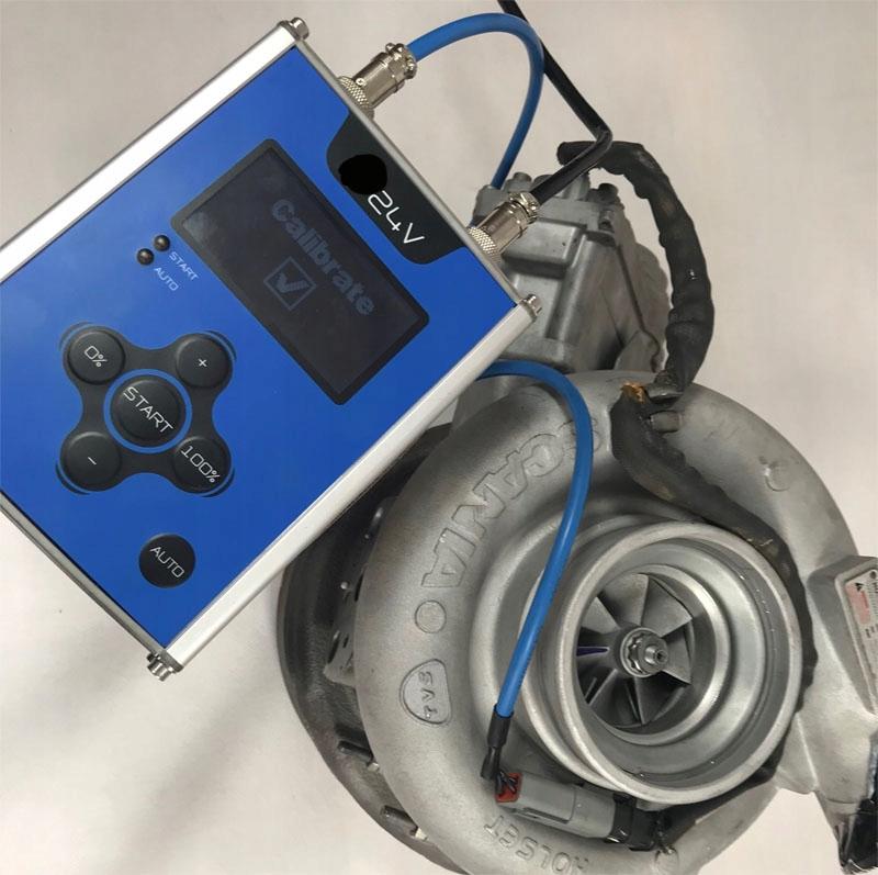 turbo турбина daf xf106 mx11 paccar he400vg, фото