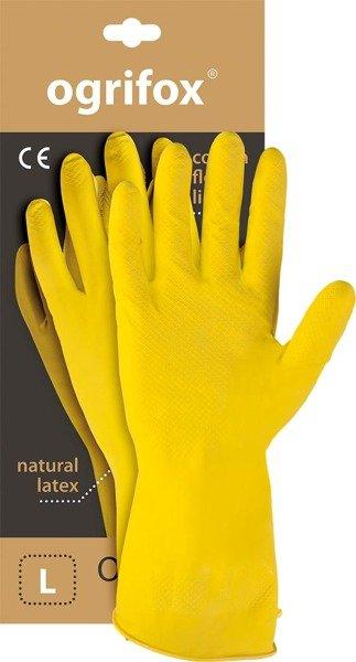 Перчатки резиновые перчатки хозяйственные латексные