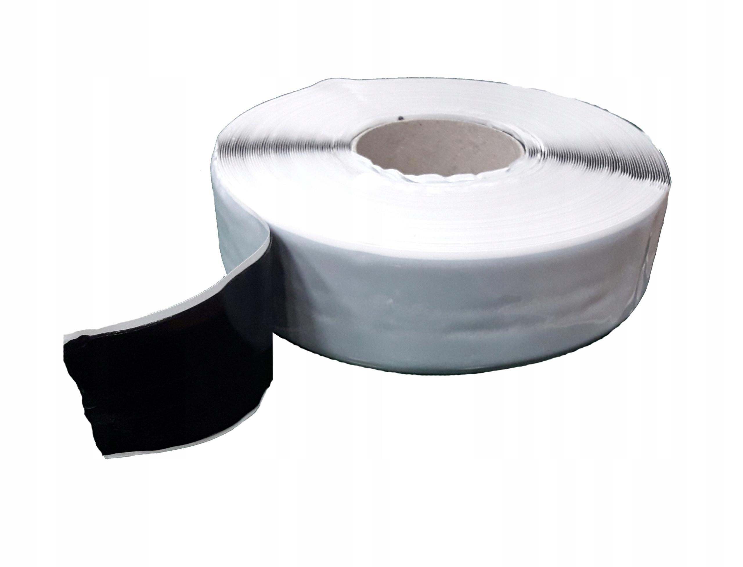 Двусторонняя лента 50 мм для полиэтиленовых пленок PE