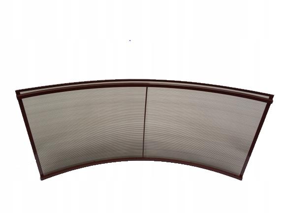 Baldachýn s klenutými dverami Striešky 170x70 x