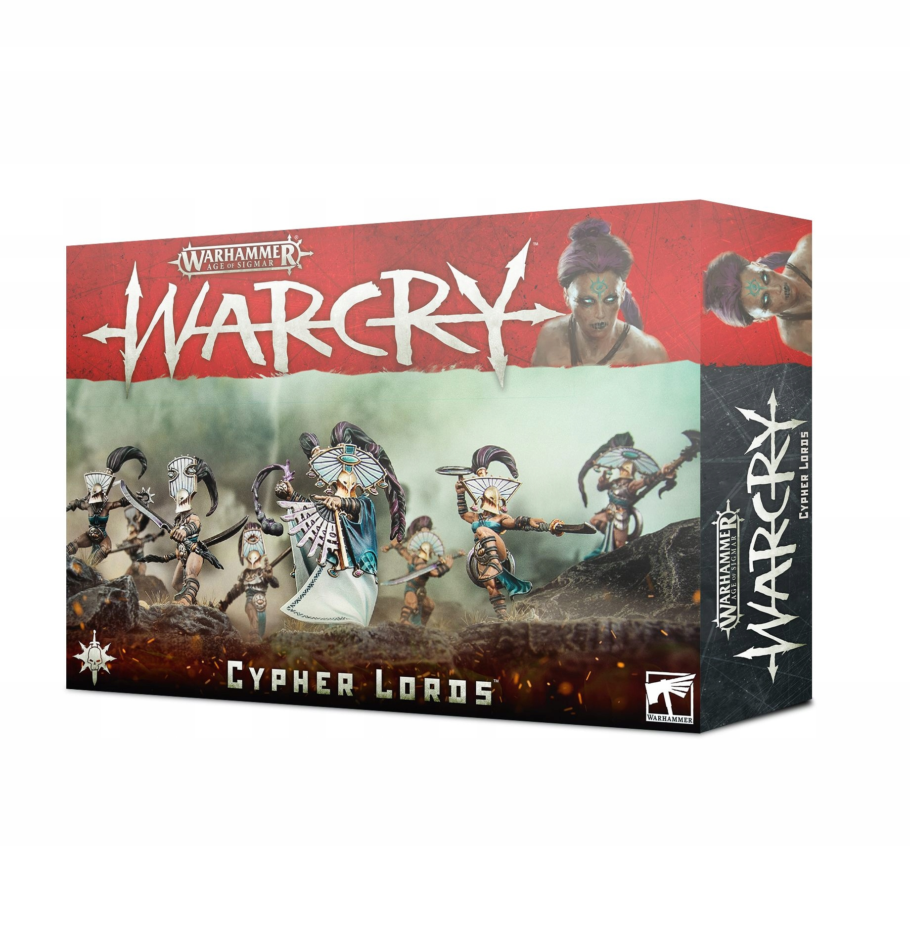 Warcry - Cypher Lords - New Box, vo filme