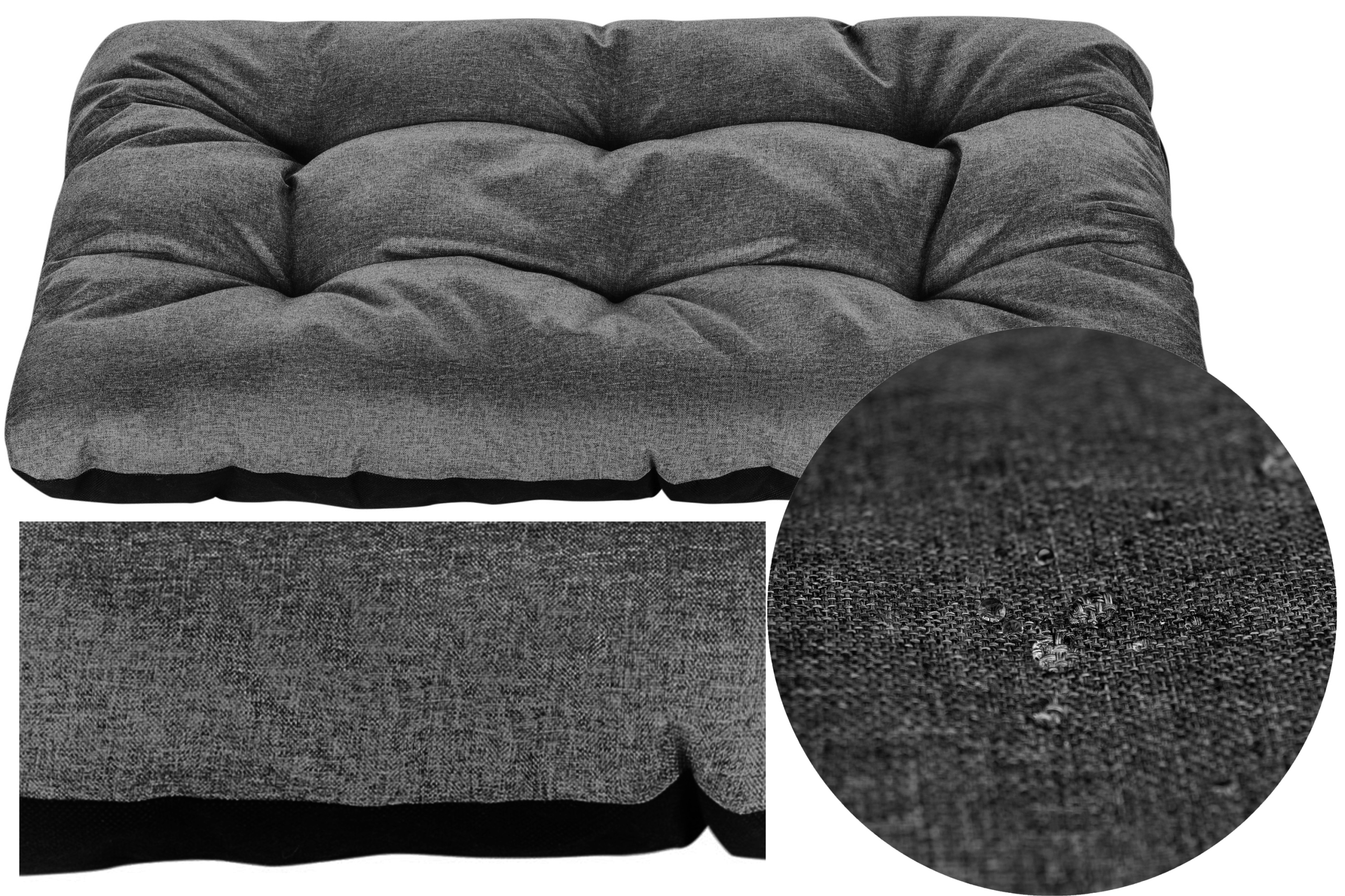 Кровать для собак 100x70 LEN WATERPROOF!