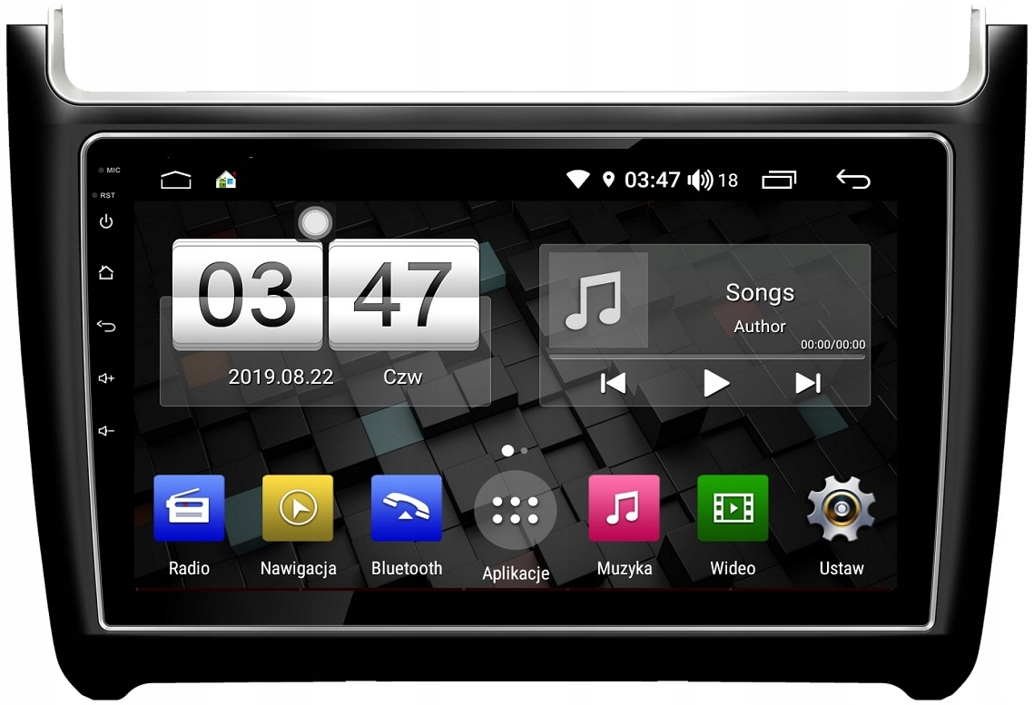 Aplikacja do podłączania Androida 2015