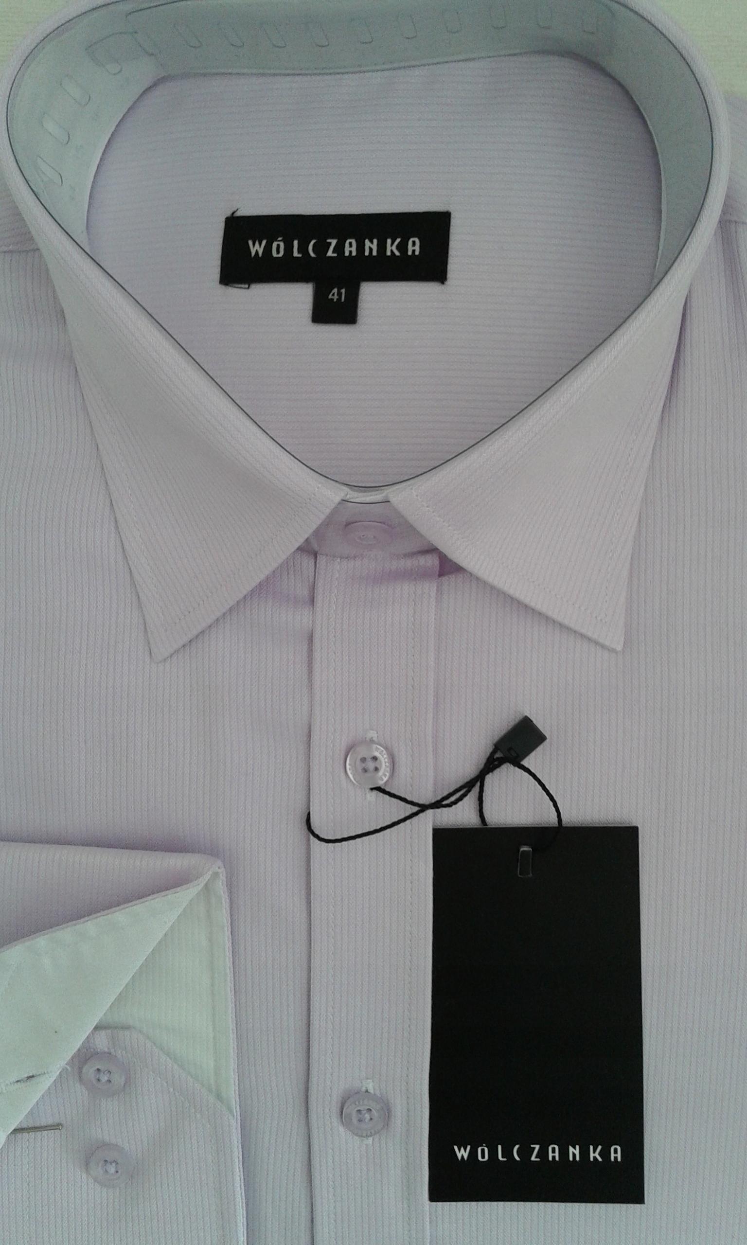 Koszula męska Wólczanka 41 188194, Reg. dł.rękaw 8482913807  Ec0LW