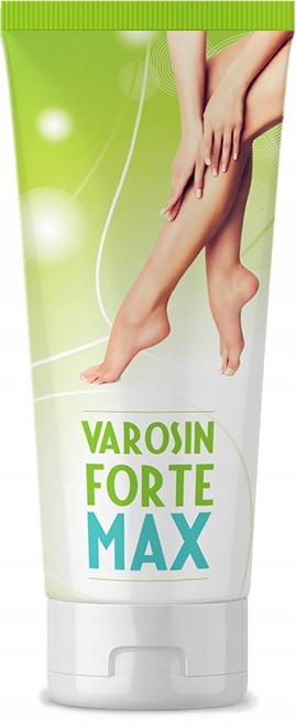 żel Varosin Forte żylaki pajączki ociężałe nogi