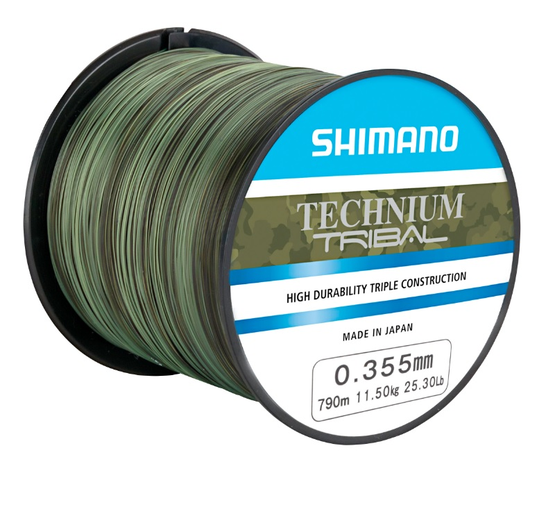 Shimano Technium Tribal vlasec 0.355 mm/790m