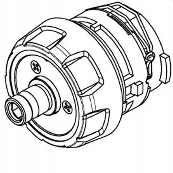 METABO manuálna Prevodovka vŕtať BS 18 L BL Q 02327000