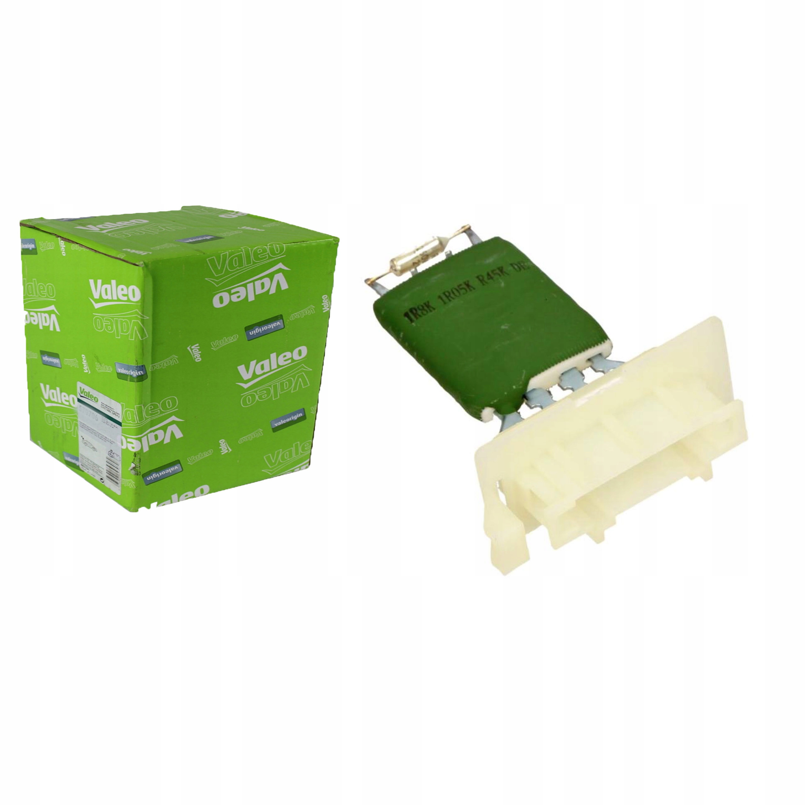 резистор резистор воздуходувки вентилятора valeo 515074