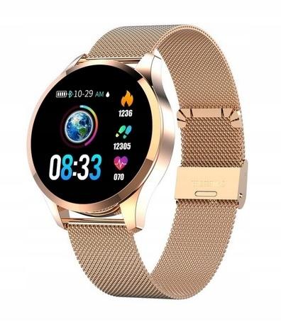SmartWatch Q9 PRO zegarek DAMSKI CIŚNIENIOMIERZ