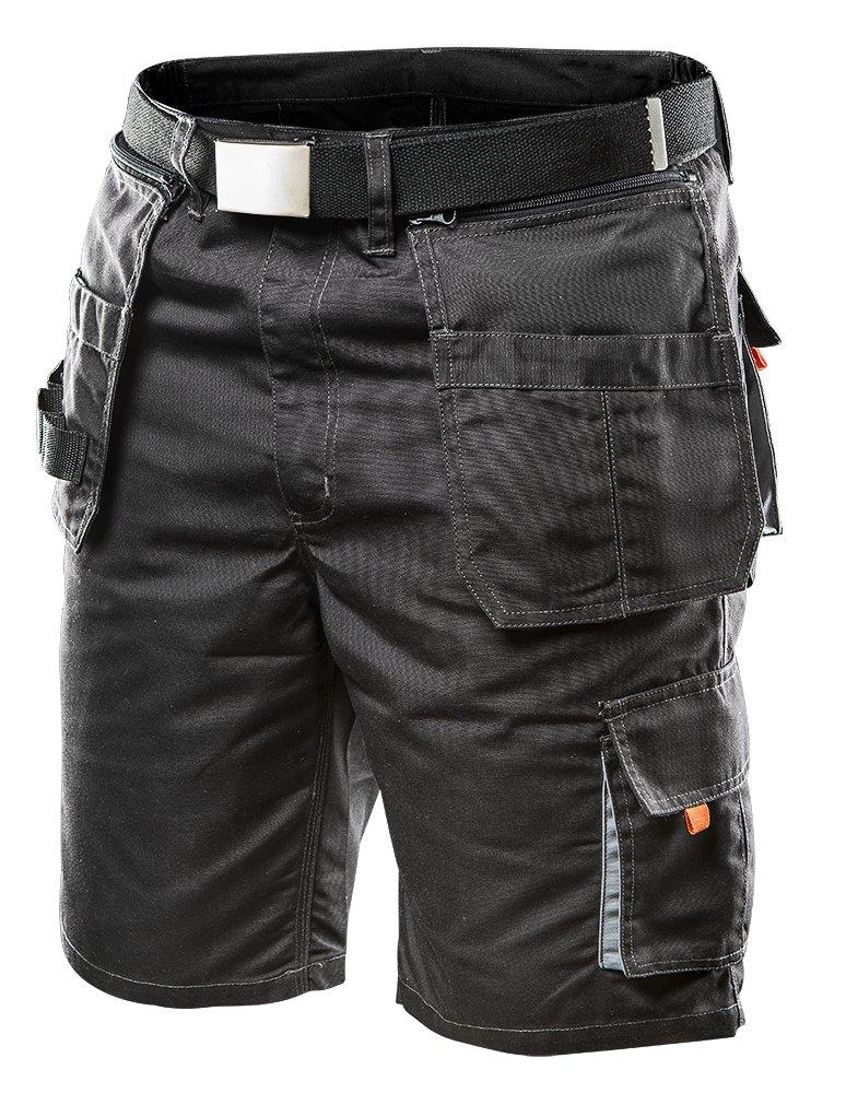 Короткие рабочие шорты NEO, размер HD S / 48 + Ремень