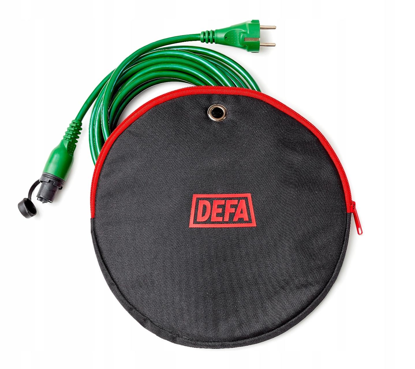 DEFA кабель 5м внешний + чехол 460921