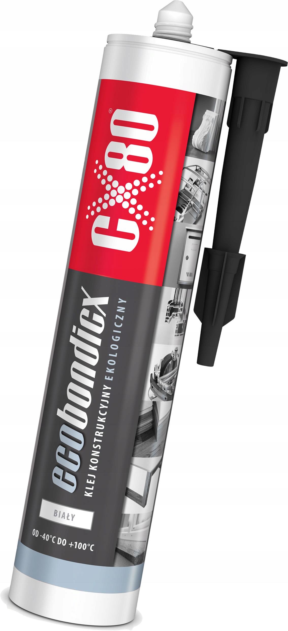 CX80 STRONG Структурный клей для тела SHEET METAL