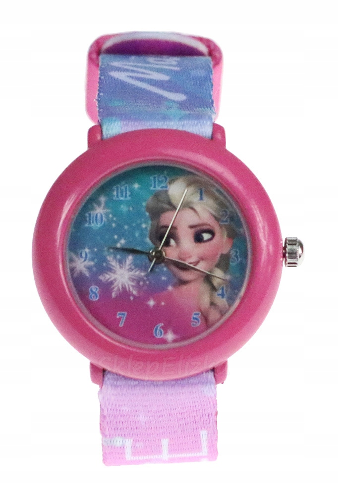 Analógové hodinky Frozen Elsa Frozen 110
