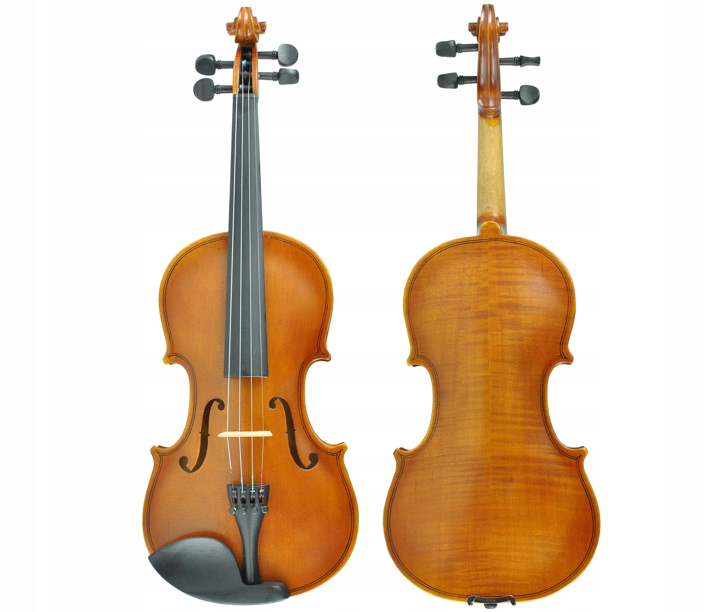 Violin 4/4 + Case + Broadcast + CAULRON