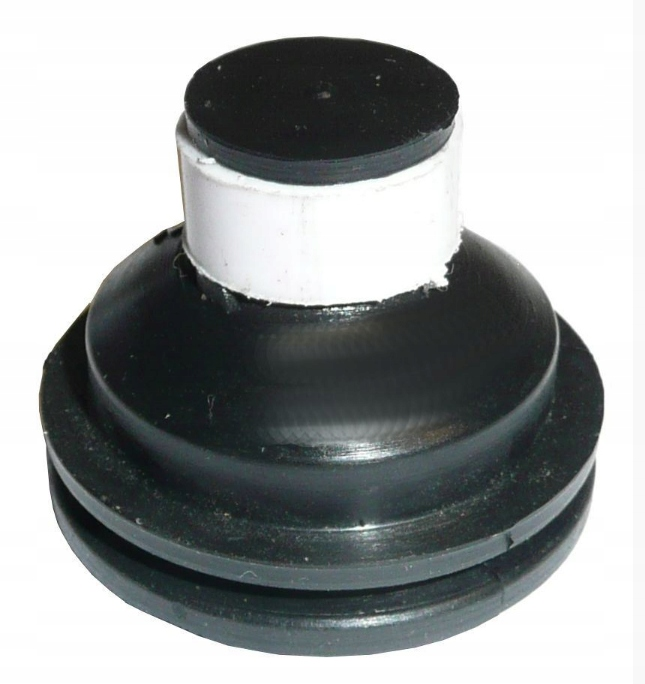 подушка резина шпилька крышки двигателя 7701056972
