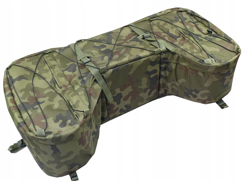 Сильная жесткая сумка для проверки багажника Quad Pl