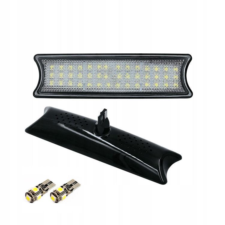 освещение кабины интерьер автомобиля led bmw e46