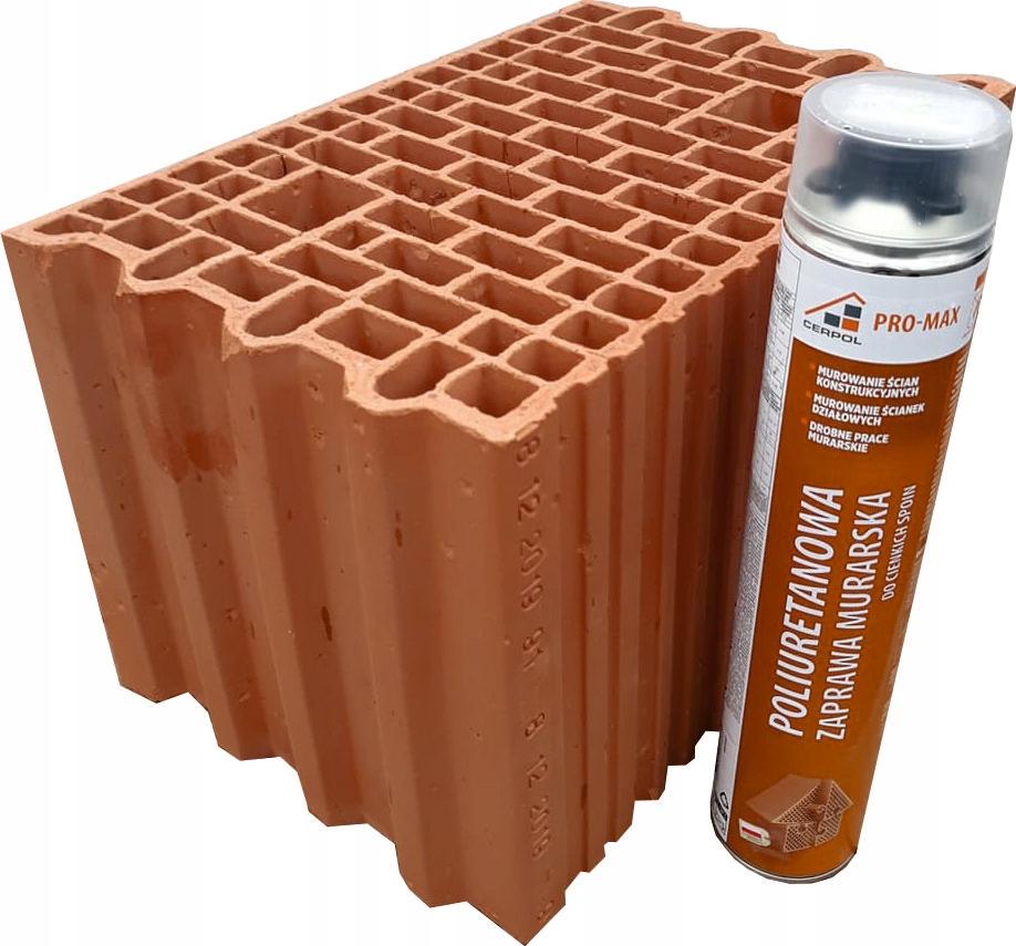 Блок полированный PRO-MAX 25 P + W