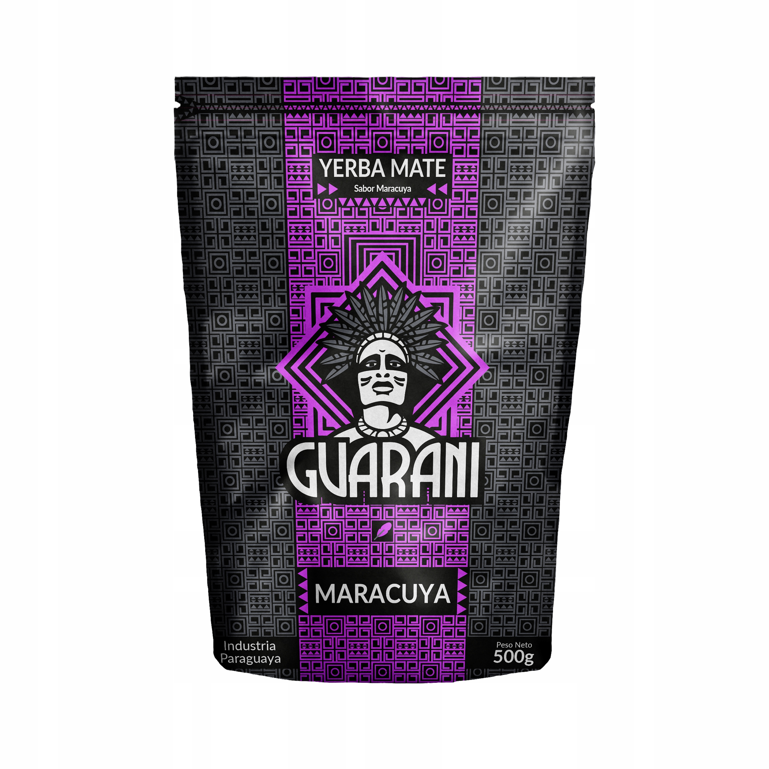 Item Yerba Mate the Guarani Maracuya Passion fruit 0.5 kg 500g