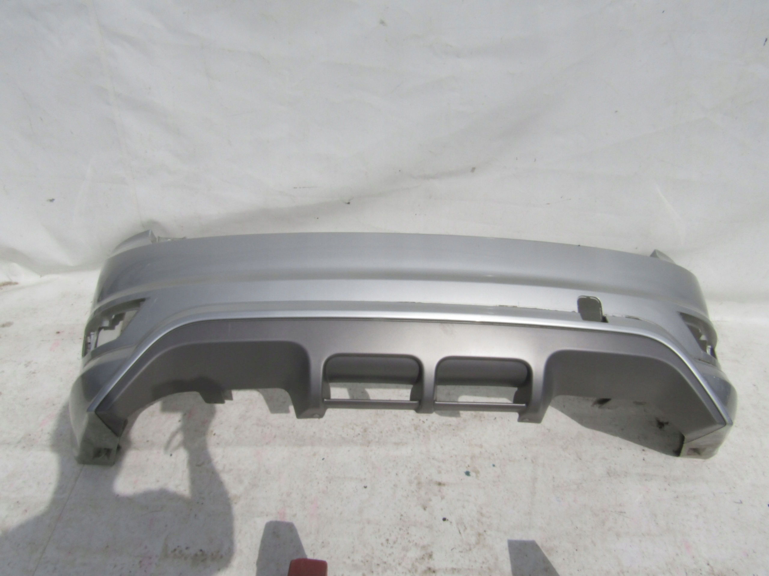 бампер ford focus mk2 lift 08-11 hb сзади st zetec