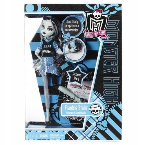 Monster High Frankie Stein V7989 UNIQUE
