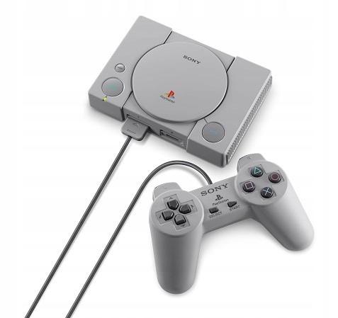 Konzola Sony Playstation Klasické Podložky PS1 HRY PSX