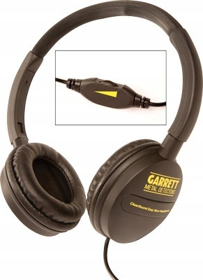 Słuchawki ClearSound Clear Sound GARRETT regulacja