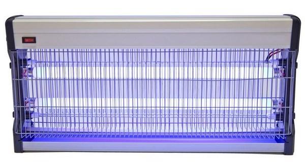 Lampa owadobójcza o vzdialenosti 200 m2, 40W, 3000V