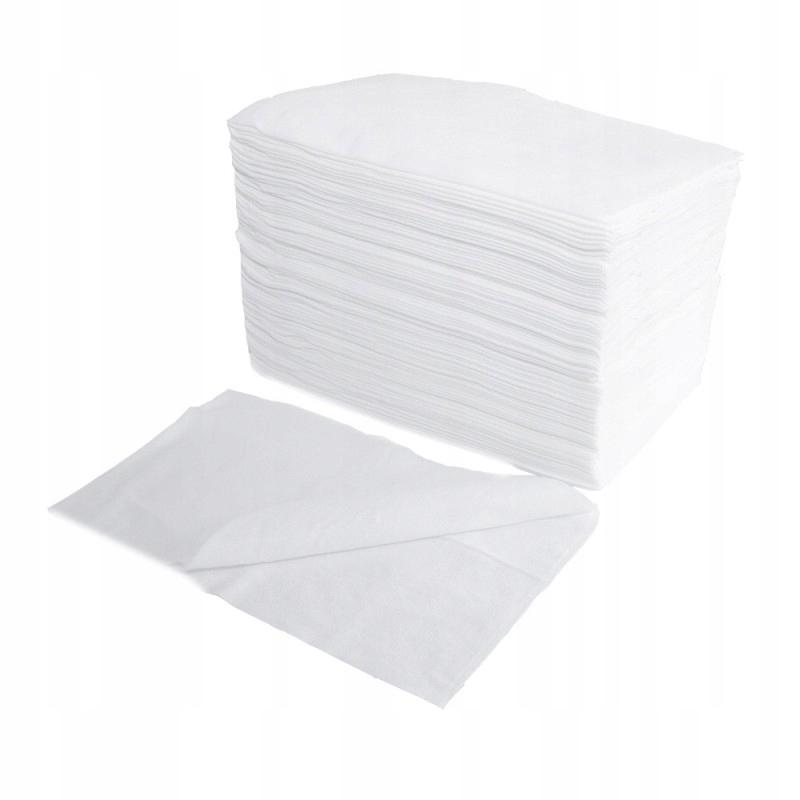 Полотенца одноразовые - флизелиновые обои - 40x70 100 шт.