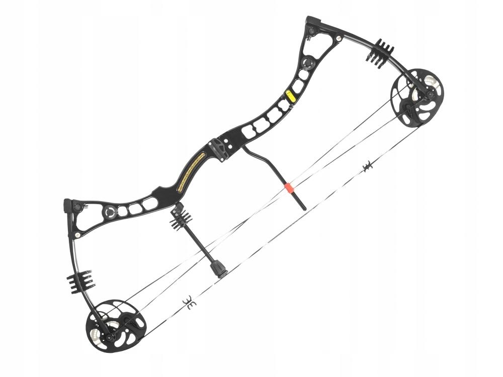 Kompozitný luk 2.5 OSI CNC Ek 30-70 libier čierna