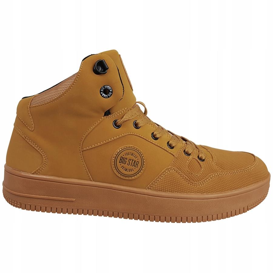 Buty Big Star męskie trzewiki sneakersy EE174432 8496174455