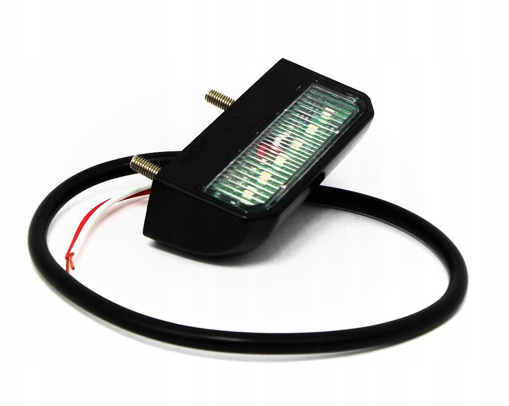 led подсветка массива регистрации 12-24v