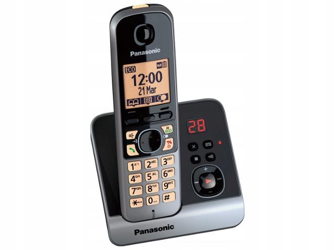 Беспроводной телефон Panasonic KX-TG6721 ВОЗМОЖНОСТЬ доставка товаров из Польши и Allegro на русском