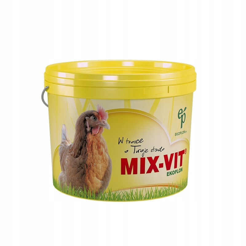 Витамины для кур-несушек 4 кг - ЧЕХОВ PRZYZAGRODOWY