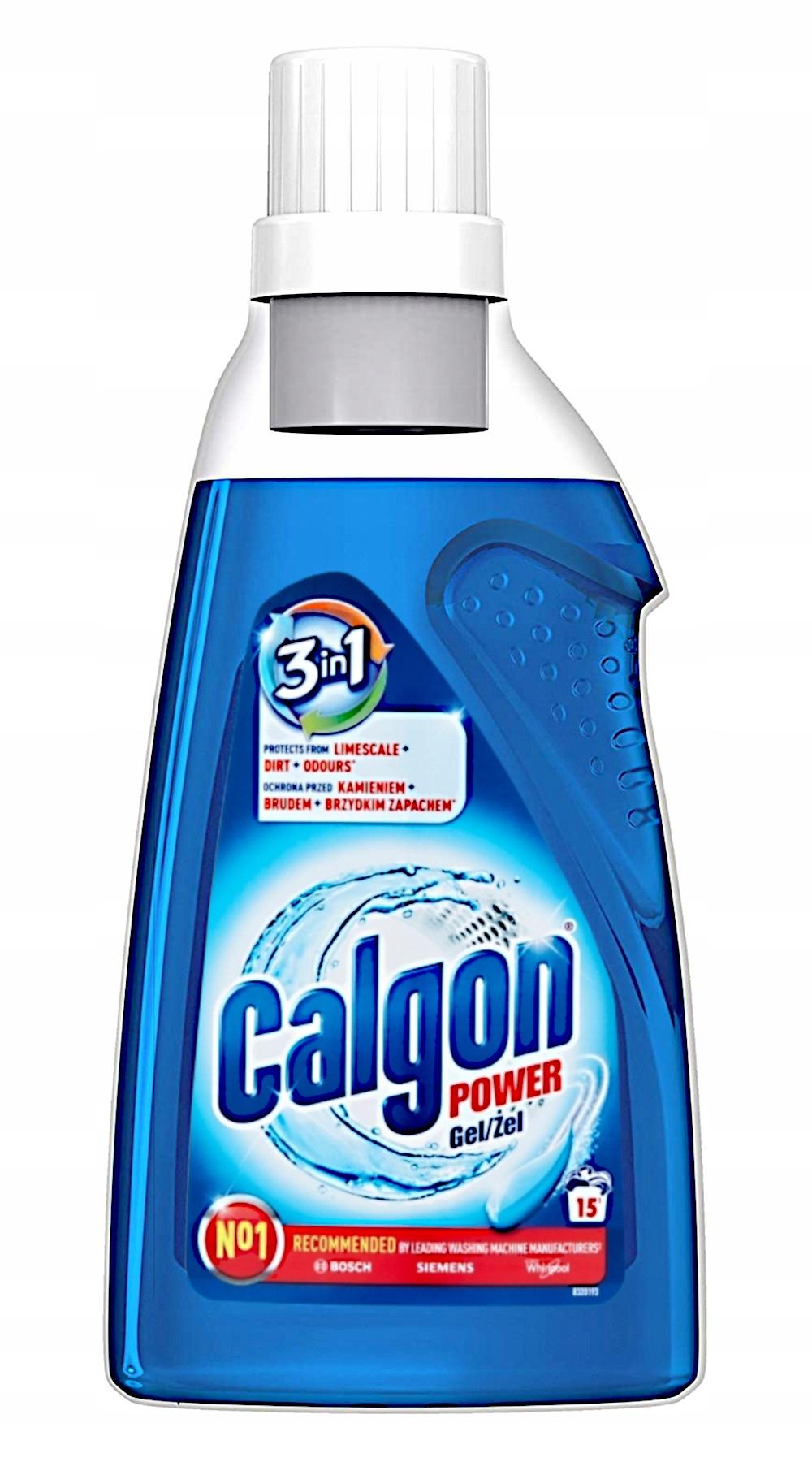 Calgon 2в1 Средство для удаления накипи Умягчитель 750 мл