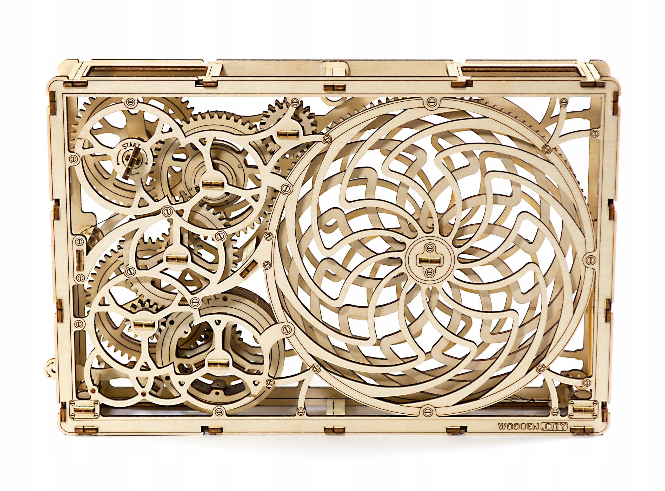 Пазлы 3D Изображение Кинетический украшения дома подарок доставка товаров из Польши и Allegro на русском