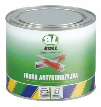 Picture of BOLL PAINT ANTICORROSIVE - 500ML - 001409