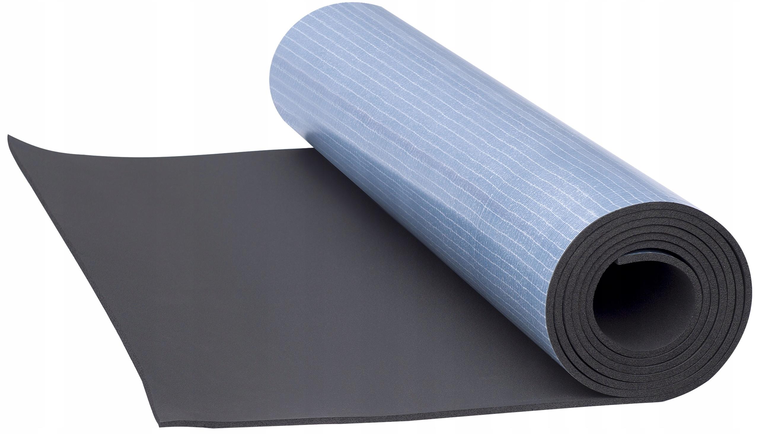 пена коврик wygŁuszajĄca каучуковая клеем 6mm waw