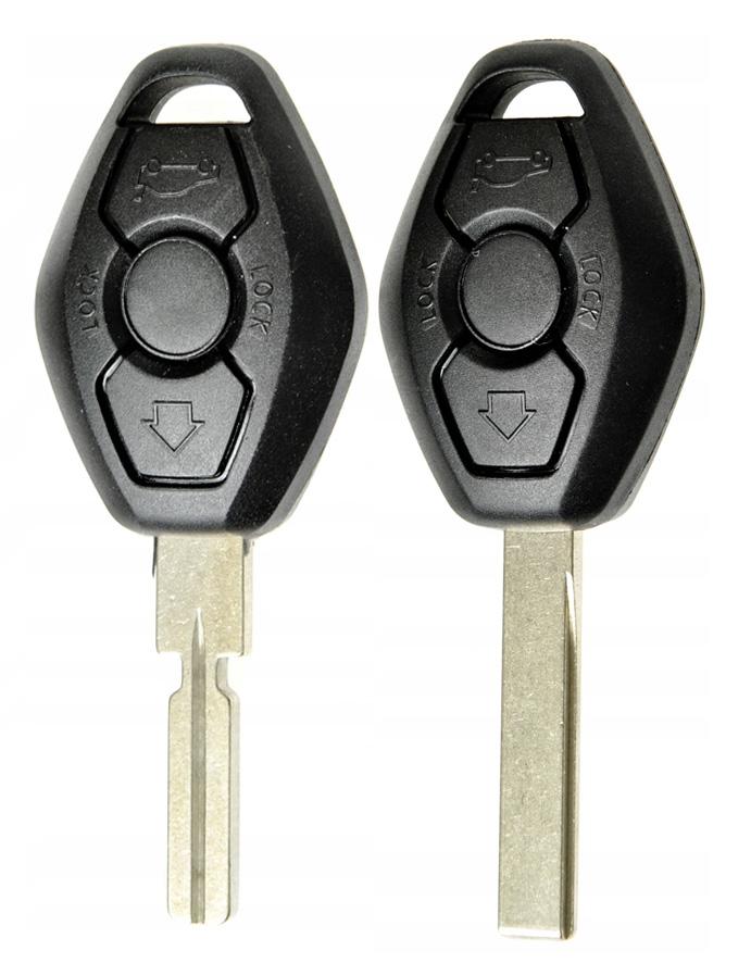 ключ z электроникой bmw 3 e46 5 e39 7 e38 x5 e53