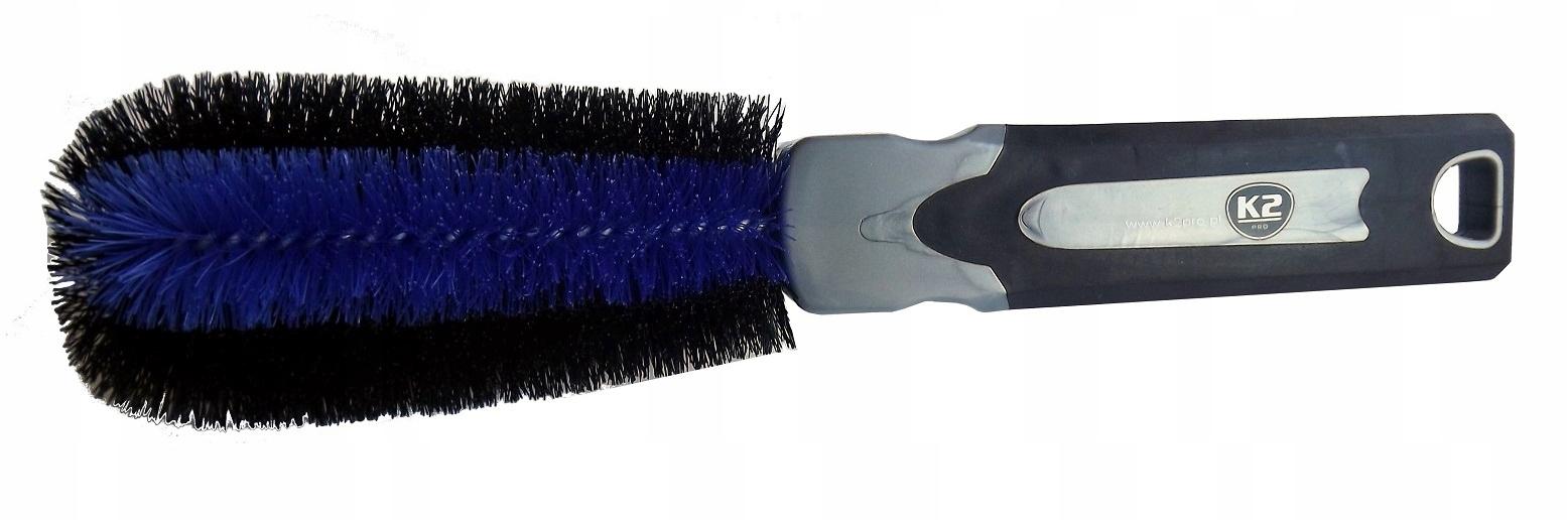 K2 Szczotka do mycia czyszczenia felg