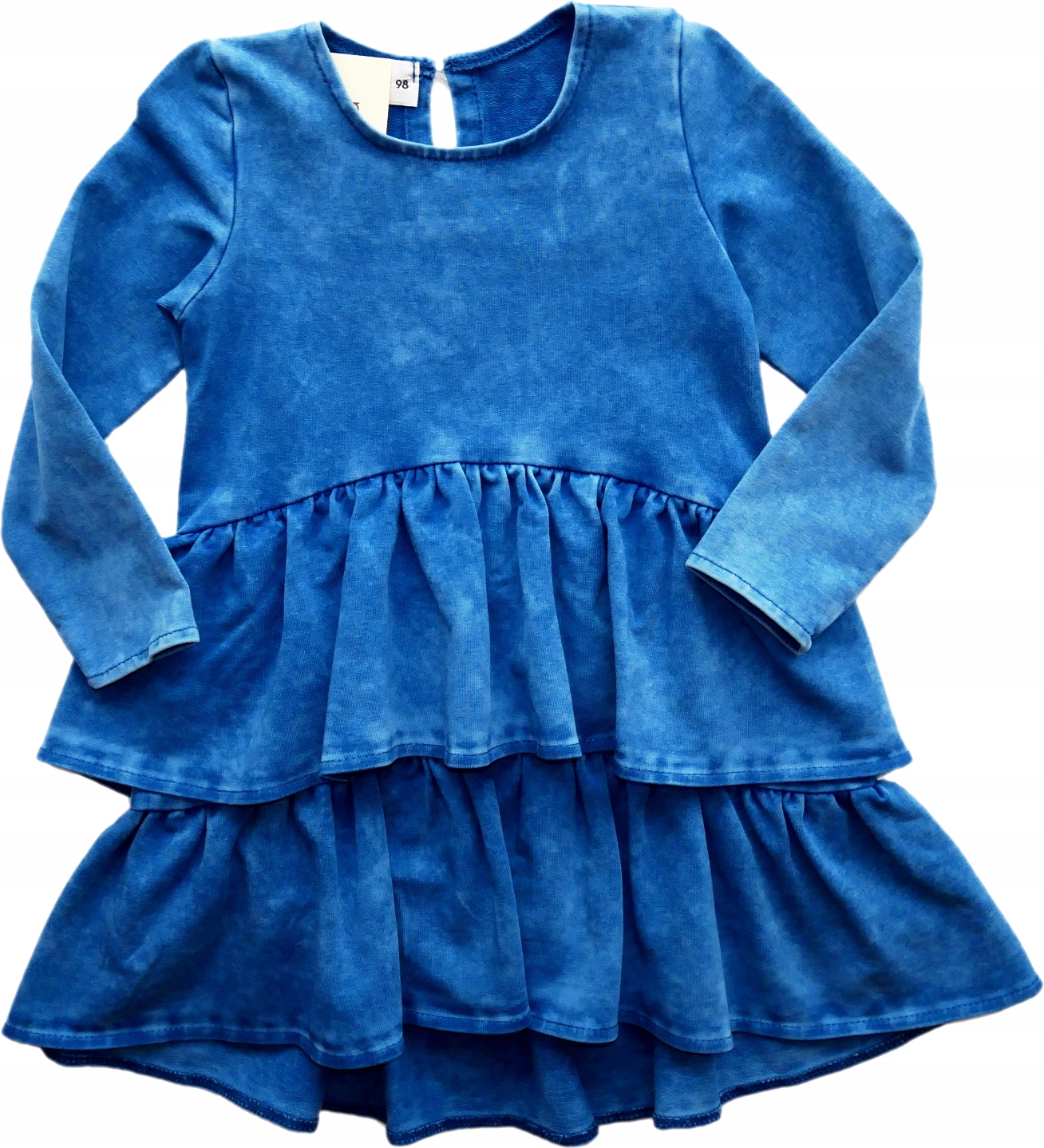 Šaty dekatyzowania poľský výrobca 98