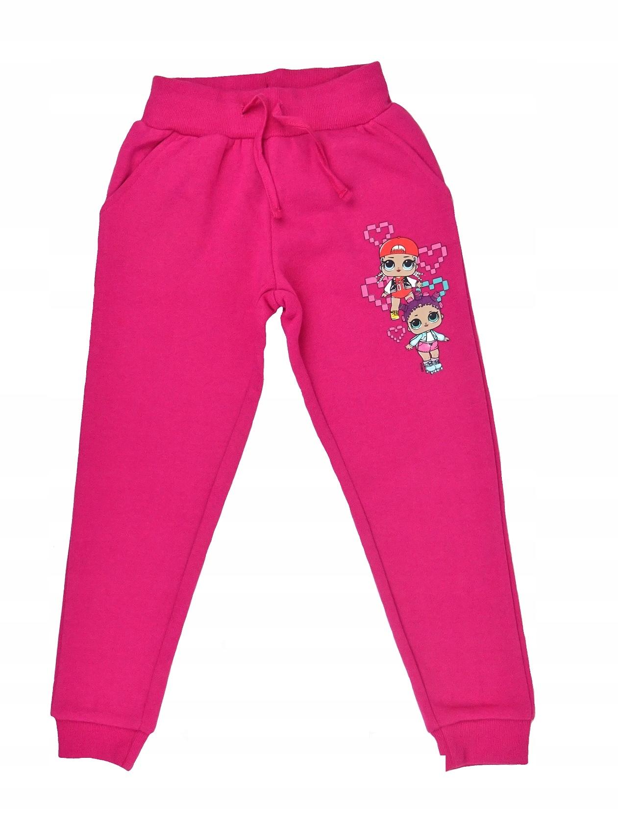 športové zateplené nohavice LOL L. O. L. 140 PREKVAPENIE