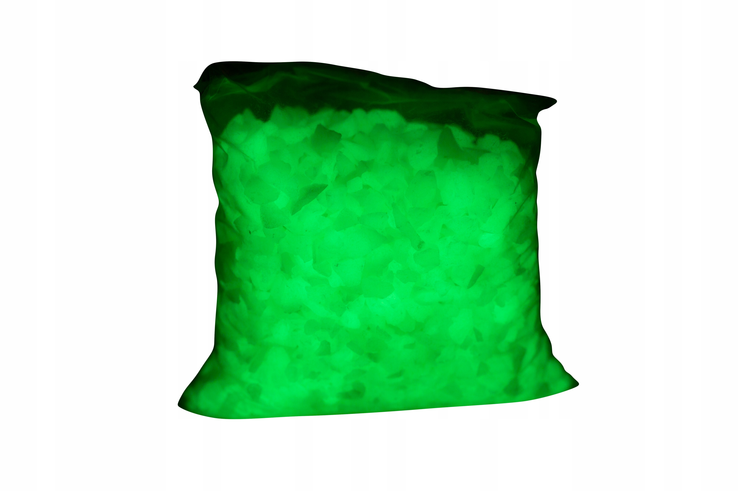 Žiariace agregát v tme luminescent 1kg