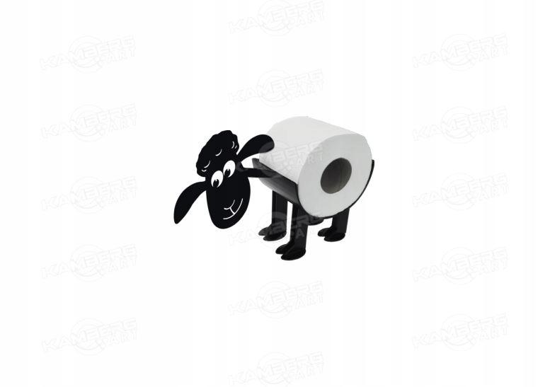 Овца/Баран Стенд/Полка М для туалетной бумаги